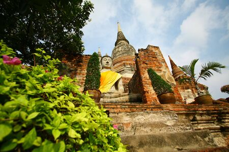 Wat Yai Ayudhya
