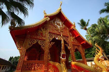 Lampang Lung Stockfoto