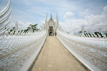 Wat Rong Kun Stock Photo - 5098660