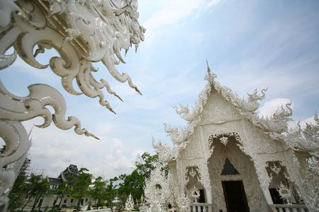 Wat Rong Kun Stock Photo - 5098638