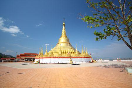 Burmar Tempel