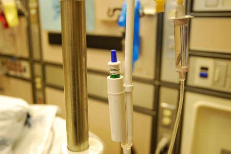 icu: Intravenous Arterial Line in the ICU