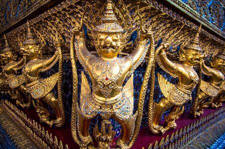 Thai garuda photo