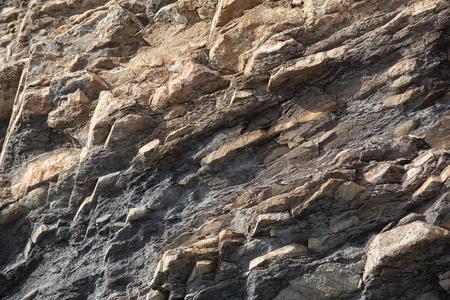 Dark brown texture background pattern