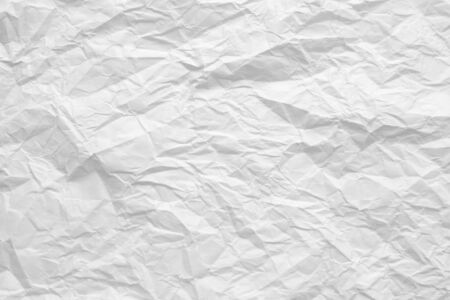 crumple: crumple  white paper
