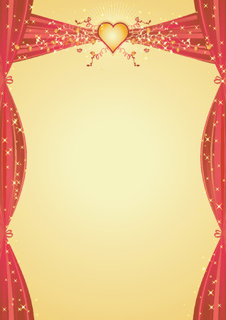 Vector background with many roses,vector illustration