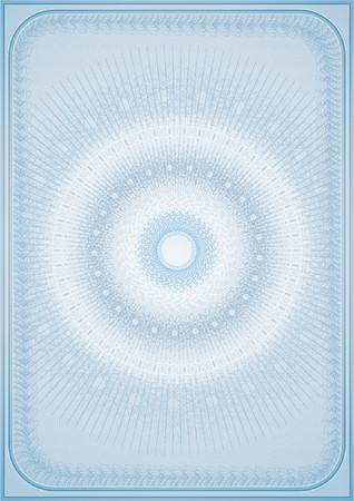 oorkonde: Vector certificaat achtergrond, vector illustration