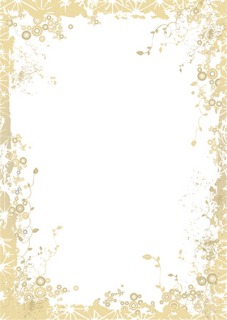 art, artwork, background, brush, circle, clipart, color, color, decorative, detail, element, grunge, holiday, illustration, leaf, letter, lovely, modern, nature, ornament, plant, pretty, spot, spring, style, vector, white, yellow Stock Vector - 1103436
