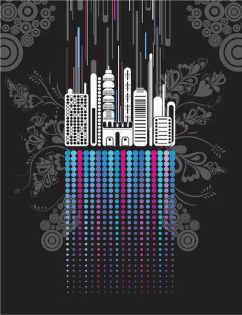 color block: art, form, town, many, wave, city, home, floor, flats, urban, curve, paint, shape, lines, color, block, vector, circle, modern, window, color, design, grunge, nature, detail, graphic, element, drawing, clipart, texture, picture, pattern, ornament, geometry, abstract, wallpaper, rectangle, direction, technology, decorative, background, composition, stylization, illustration