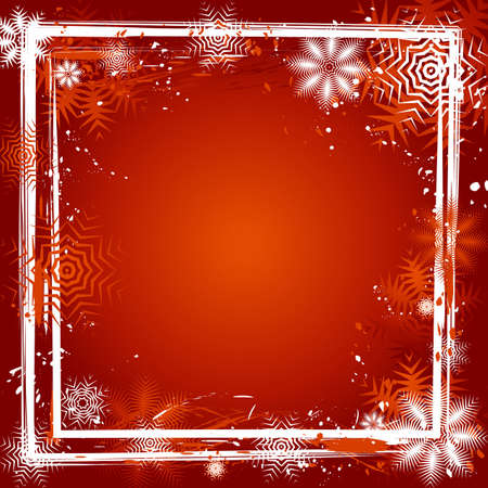 year curve: red, new, eve, cold, xmas, card, snow, year, flake, curve, paint, shape, small, frame, color, merry, point, vector, letter, season, design, winter, nature, holiday, graphic, drawing, clipart, picture, cartoon, greeting, abstract, christmas, snowflake, beautiful, decoration, background, celebration, composition, stylization, illustration