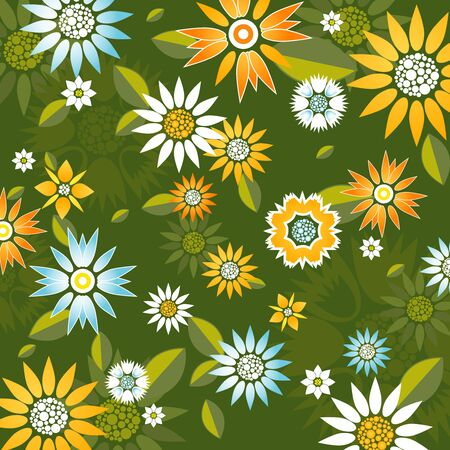 modern garden: art,  form,  green, white, curve, paint, shape,  color, floral, spring, flower, vector,  season, modern, color, design,  nature, detail, natural, graphic, element, drawing, clipart, picture,  cartoon,  abstract, wallpaper, beautiful, background, composition, stylization, illustration,  meadow, field, garden, decorative, style, retro, modern, pattern