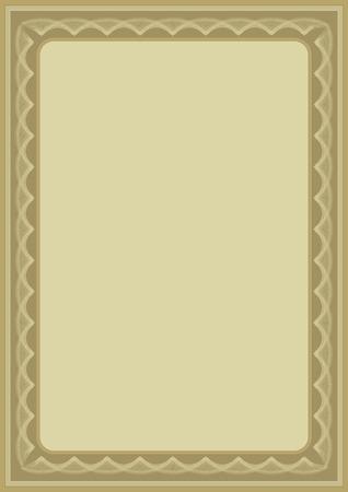 deed: fondo, en blanco, frontera, certificado, carta, decoraci�n, decorativas, de hecho, diploma, documento, imagen, ilustraci�n, la carta-certificatory, antiguo, adornos, papel, vector, Vignette, resumen, la celebraci�n, color, composici�n, belleza, curva, gr�fico, dibujo, dise�o, pintura, fotograf�a, retro, forma, im�genes predise�adas, vacaciones, estilizaci�n, cl�sicos, antiguos, antig�edades