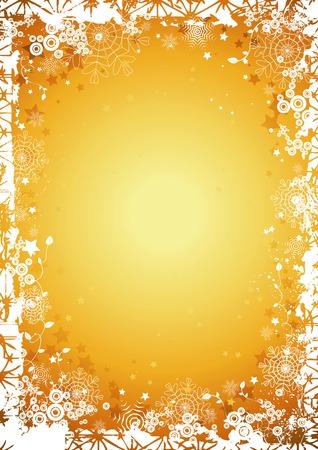gold christmas background: gold christmas background,vector illustration Illustration
