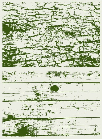 parched: green texture Illustration