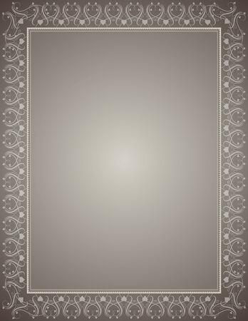deed: certificado de antecedentes gris, vector  Vectores