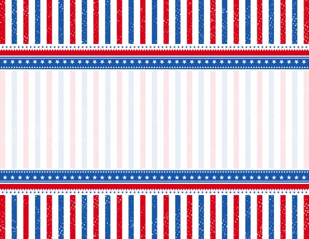 verkiezingen: usa achtergrond met textuur, vector illustration