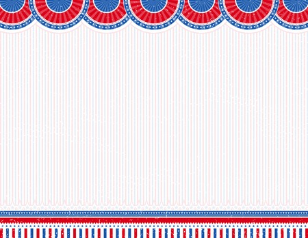 voter: ETATS-UNIS avec la texture de fond, illustration vectorielle