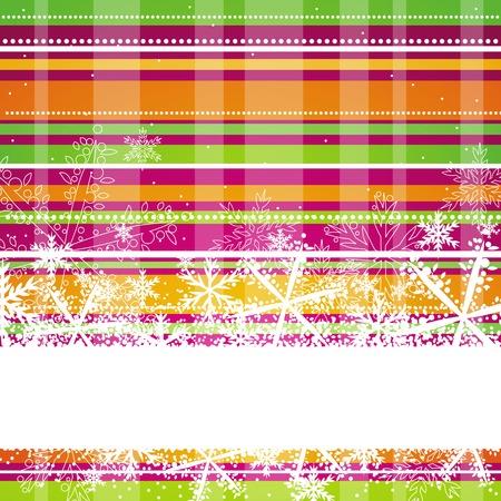 color christmas background, vector illustration Illustration