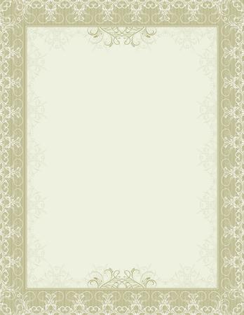Vector certificat background, vector
