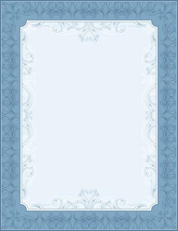 charter: Vector certificate background, vector