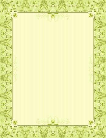 Vector certificate background, vector Vector