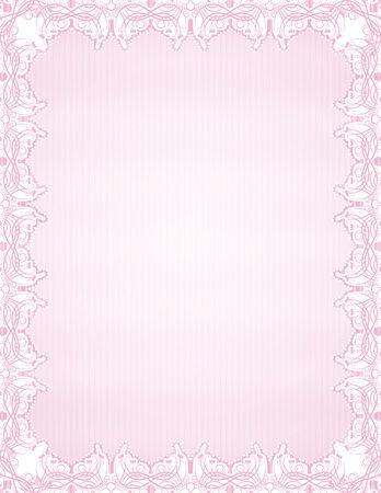 frieze: Vector certificate background, vector