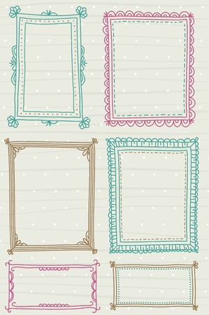 decorative  labels suitable for design, vector Stock Vector - 13596509