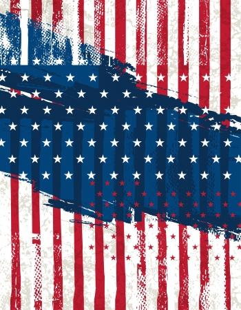 us flag: usa background