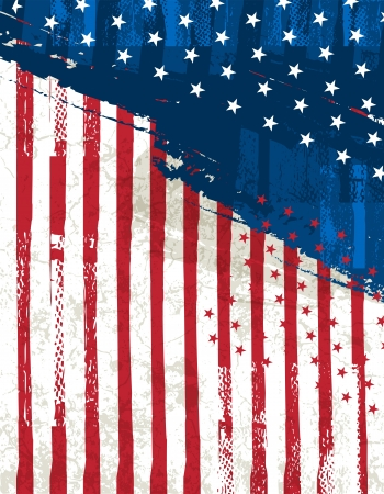 american army: usa background , vector illustration