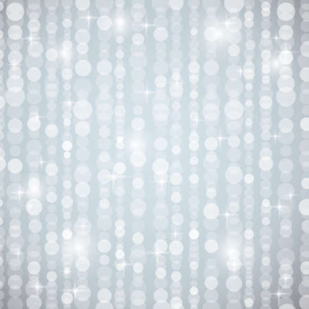 christams: silver brightnes illustration suitable for christmas or disco backround, vector illustration