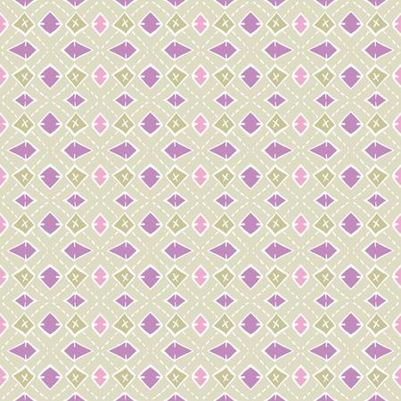 Beige Hintergrund mit nahtlose Muster. Ideal für den Druck auf Stoff und Papier oder Schrott Buchung.