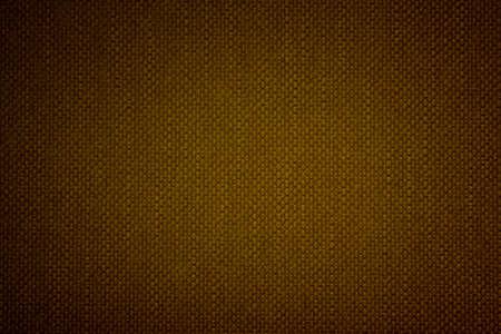 Brown vintage plain fabric background suitable for any design Foto de archivo