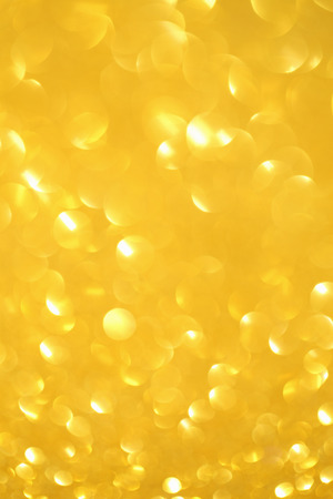 Close-up shot of a golden background with copy space.