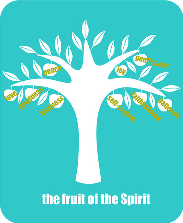the believer: fruit of the Spirit