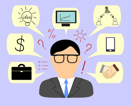 empowerment: main ideas and goals of a businessman
