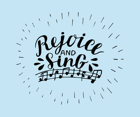 Image result for hymnal singing clipart