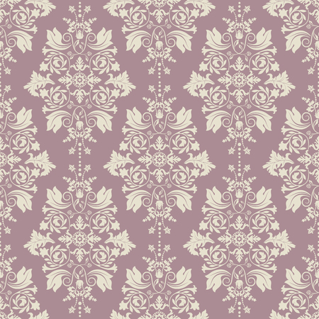 Seamless damask pattern, classic wallpaper, classic background Stock fotó - 49135511