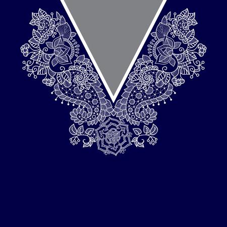 Vector design pour chemises à col, chemises, chemisiers, T-shirt Vecteurs