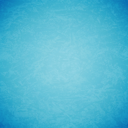 frozen winter: Xmas frosty background, vector illustration