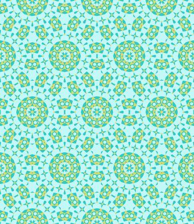 seamless geometric: Seamless sfondo geometrico, mosaico