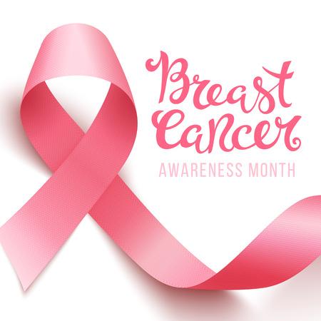 Breast cancer awareness 일러스트