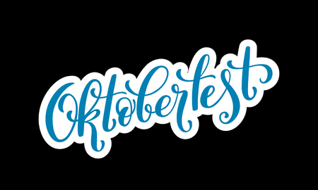 Happy Oktoberfest poster