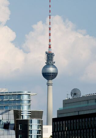 TV Tower in Berlin, Germany Stock Photo - 3145881