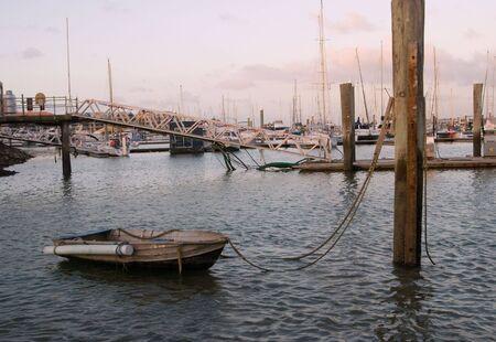 Boats at Hervey Bay, Australia Stock Photo - 3145917