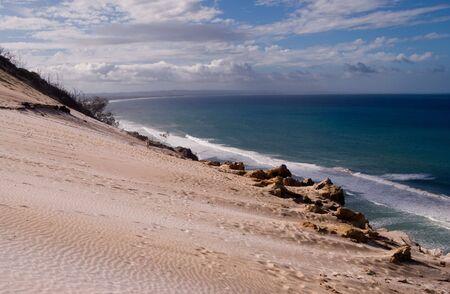Rainbow beach/Queensland/Australia Stock Photo - 3158792