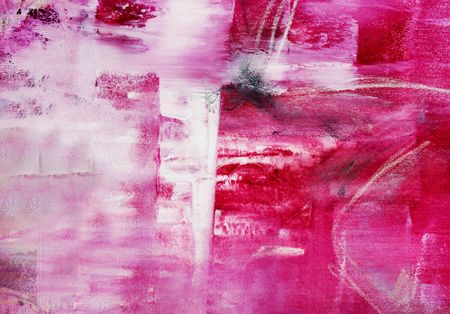 pink acrylic painting background, artwork is created and painted by myself