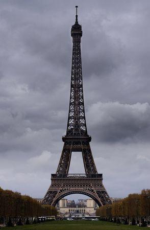 Eifeltower at autumn time in Paris/France Stock Photo - 3326613