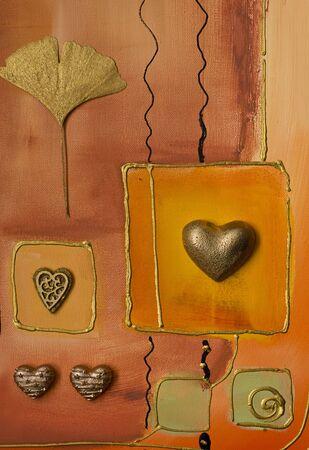 create: dipinto con cuore, opera � fatta e dipinta da me