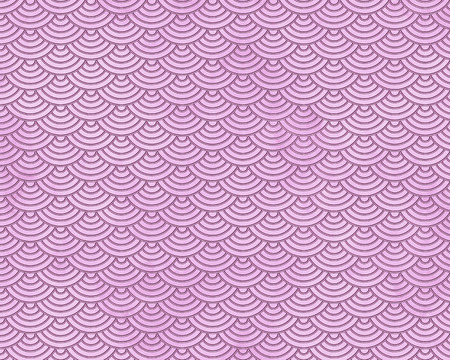 Pink mermaid or fish scales, bright trendy summer pattern with reptilian scales, perfect for scrapbooking, wallpaper, greeting cards, stationary or fabric Stock Photo