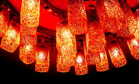 Moderne Lampen 19 : Heller moderner grüner smaragdleuchter mit sieben runden plafonds